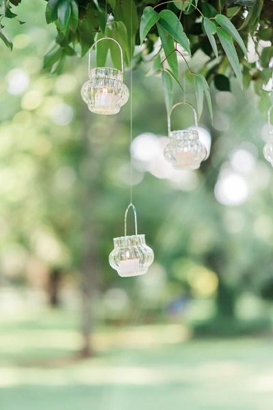 mini candle lanterns