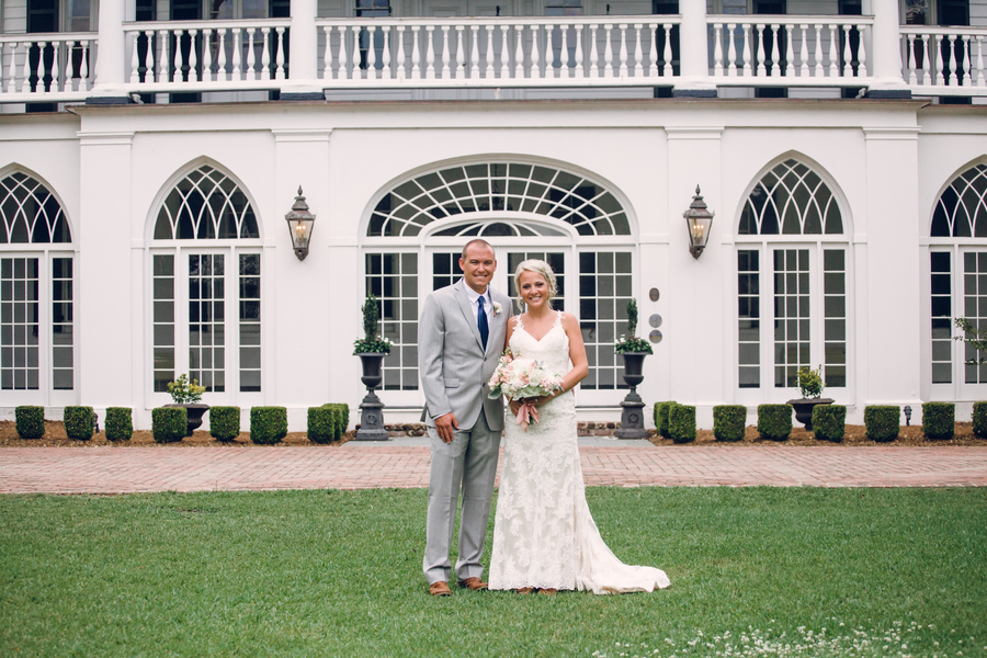 Intimate Wedding at Lowndes Grove Plantation in South Carolina