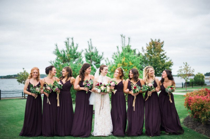 1000 Islands Harbor Hotel Wedding