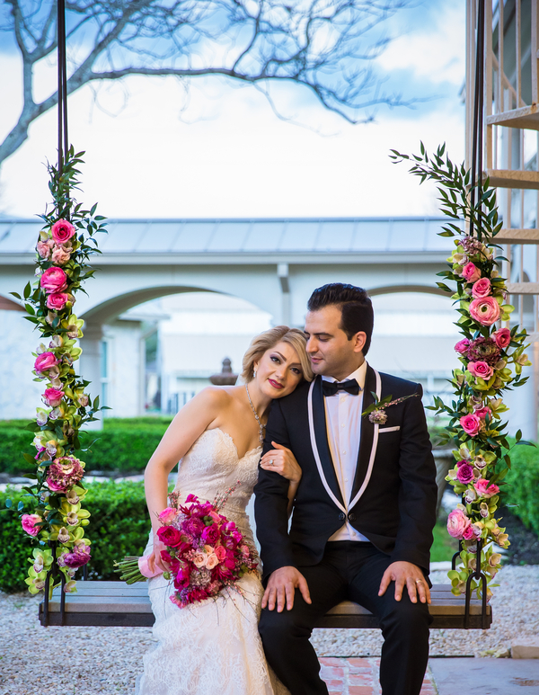 A Colorful and Romantic Wedding Styled Shoot in Texas