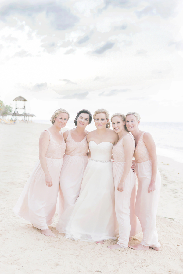 Beautiful Beach Wedding In Montego Bay Jamaica