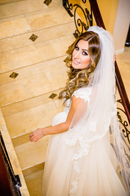 Glamorous Chaldean Wedding At The Manchester Grand Hyatt In