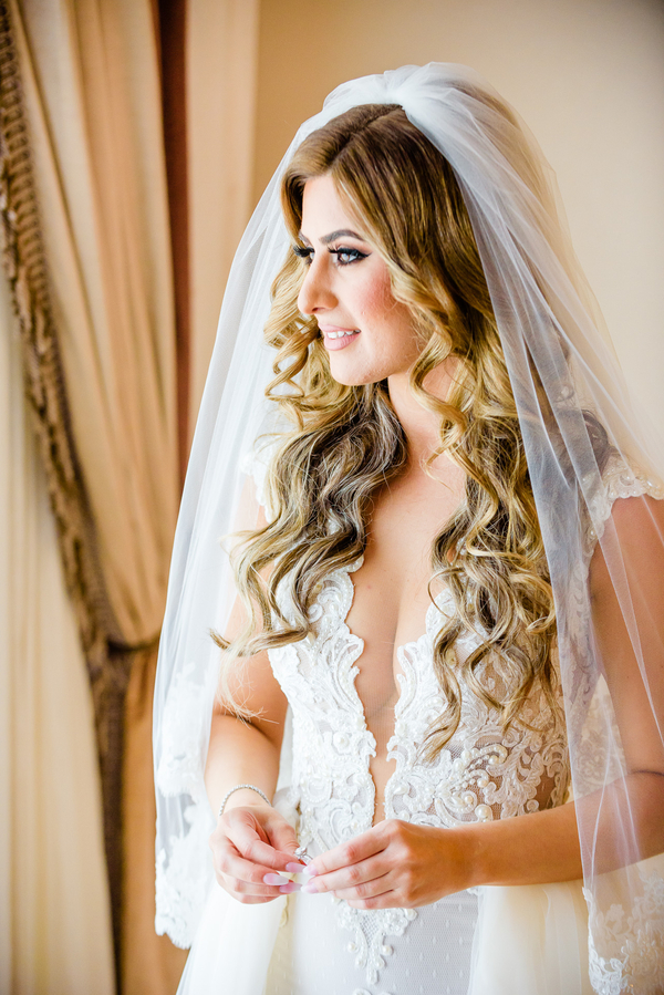 Glamorous Chaldean Wedding at the Manchester Grand Hyatt in California