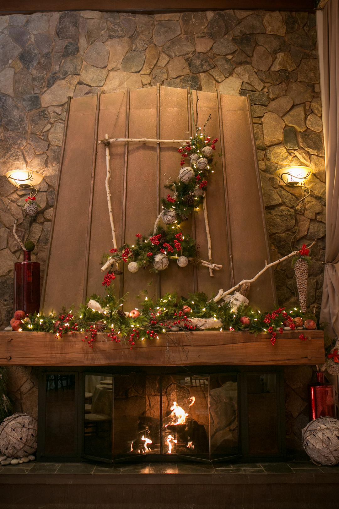 ceremony decor Christmas Wedding Ideas In December