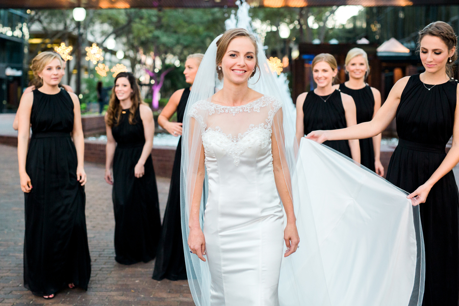 Elegant and Timeless Wedding at The University Club of Tampa