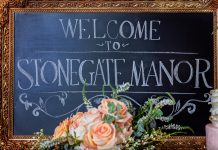 stonegate manor wedding