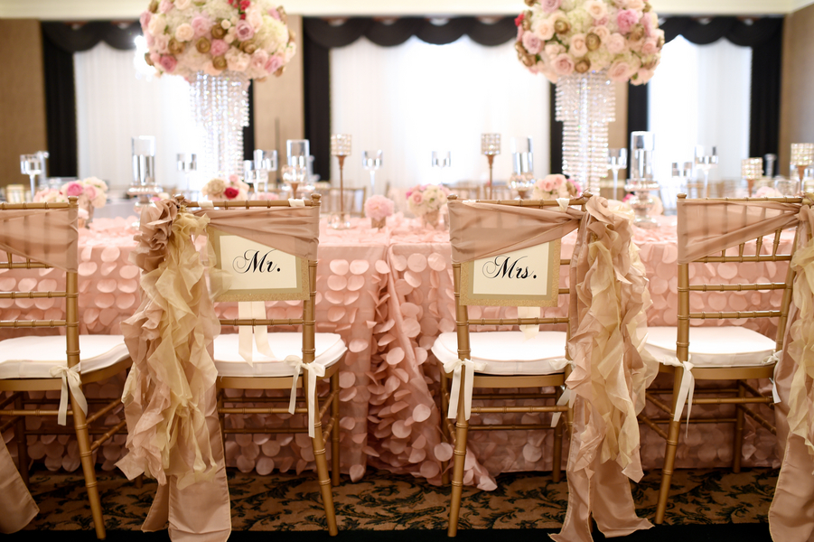 Upscale and Fun Wedding at The Fort Worth Club