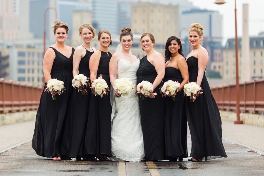 Depot Minneapolis Wedding
