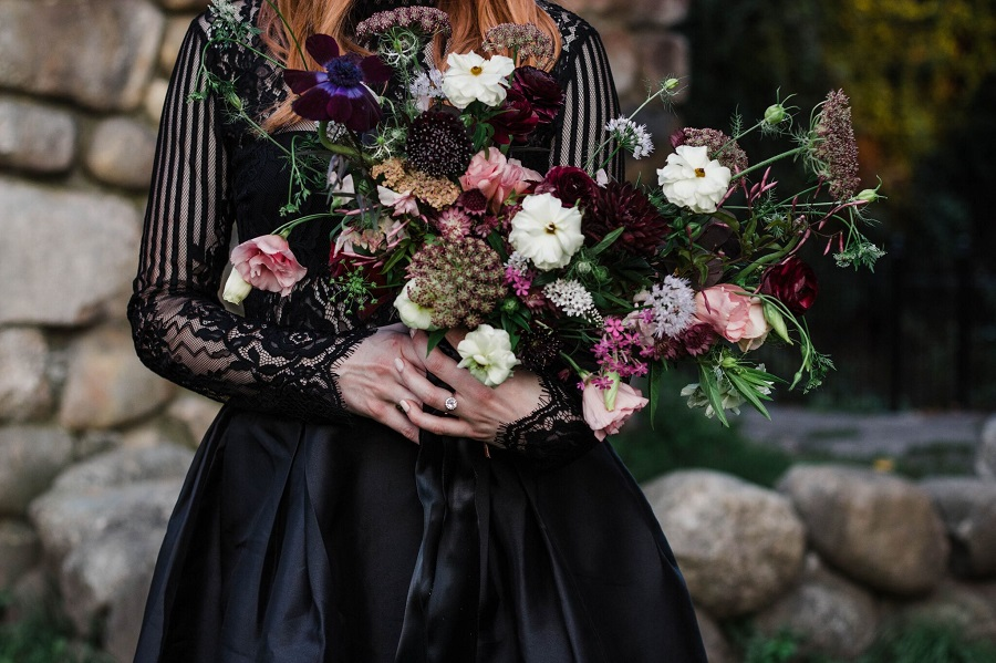 Gothic Wedding Ideas