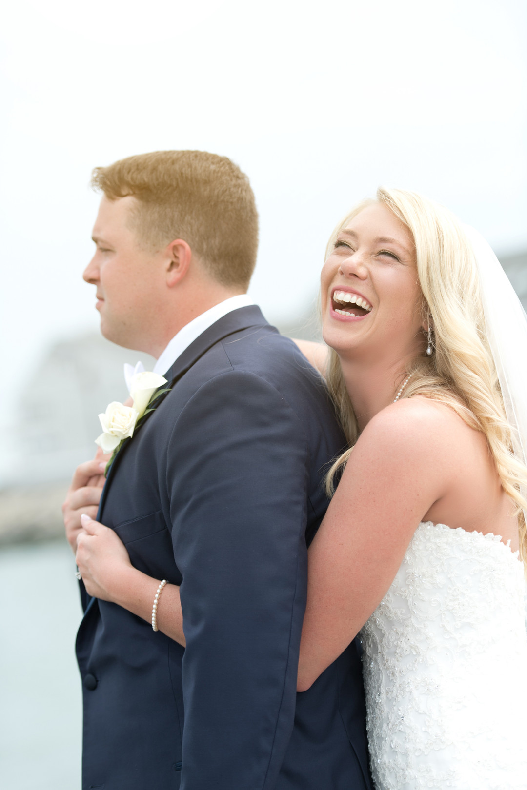 wildwood nj bride and groom