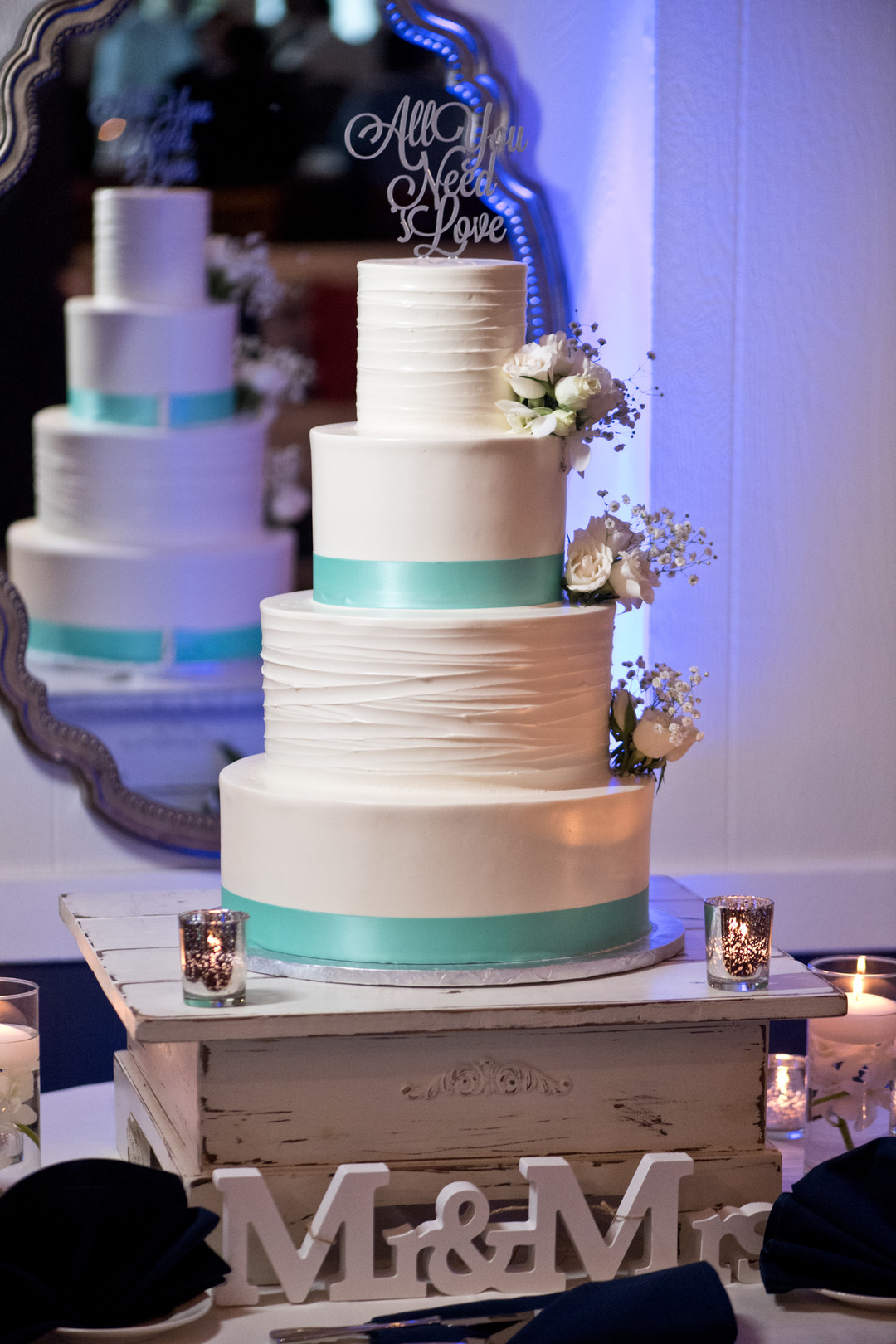 wildwood nj wedding cake