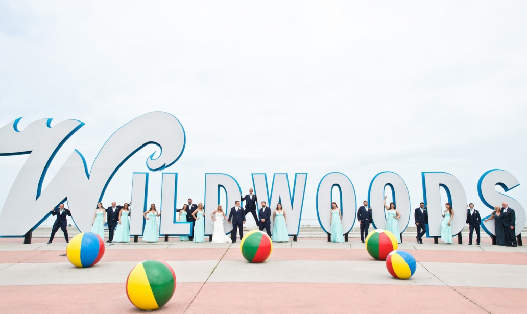 wildwood nj wedding
