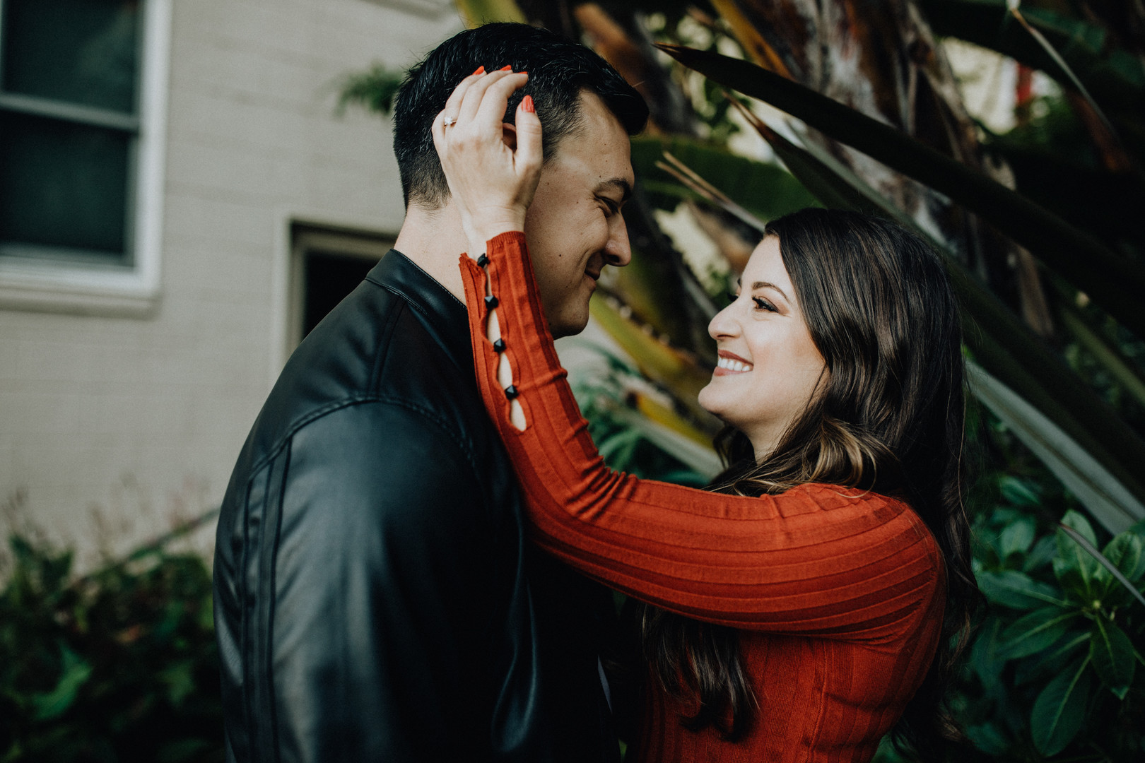 San Francisco Engagement photos n