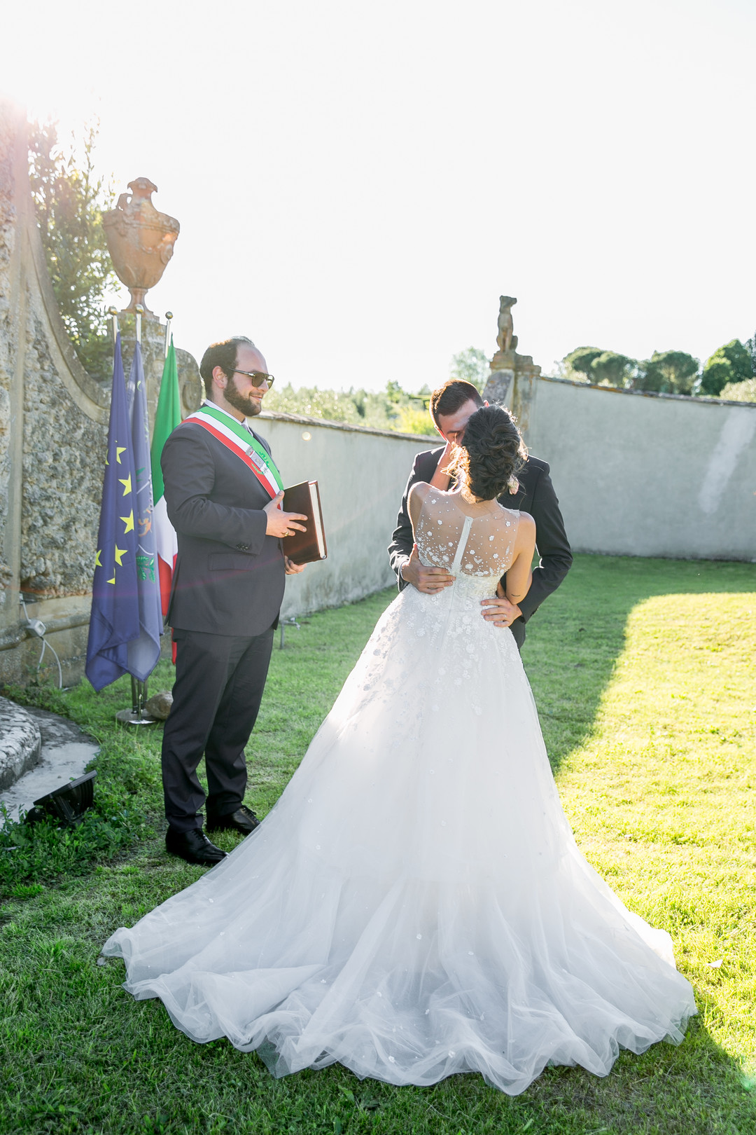 Italian Wedding Ceremony - Officiant