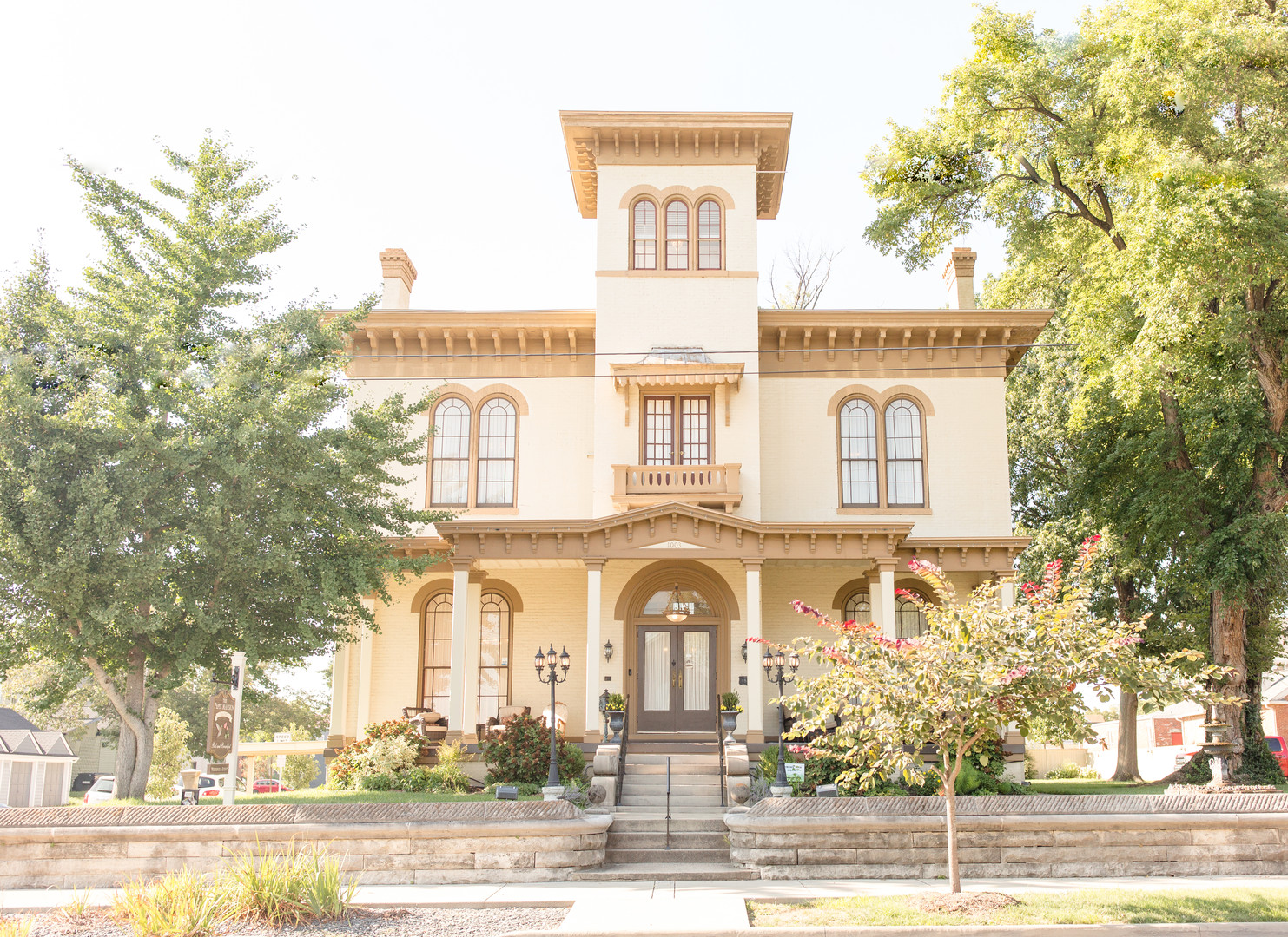 The Pepin Mansion Indiana