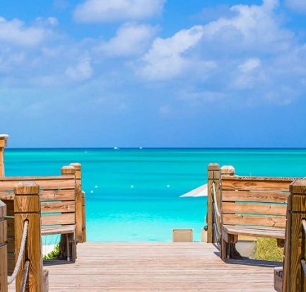 Honeymoon in Turks and Caicos