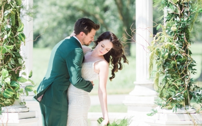 Belvoir Winery Irish Inspired Styled Wedding