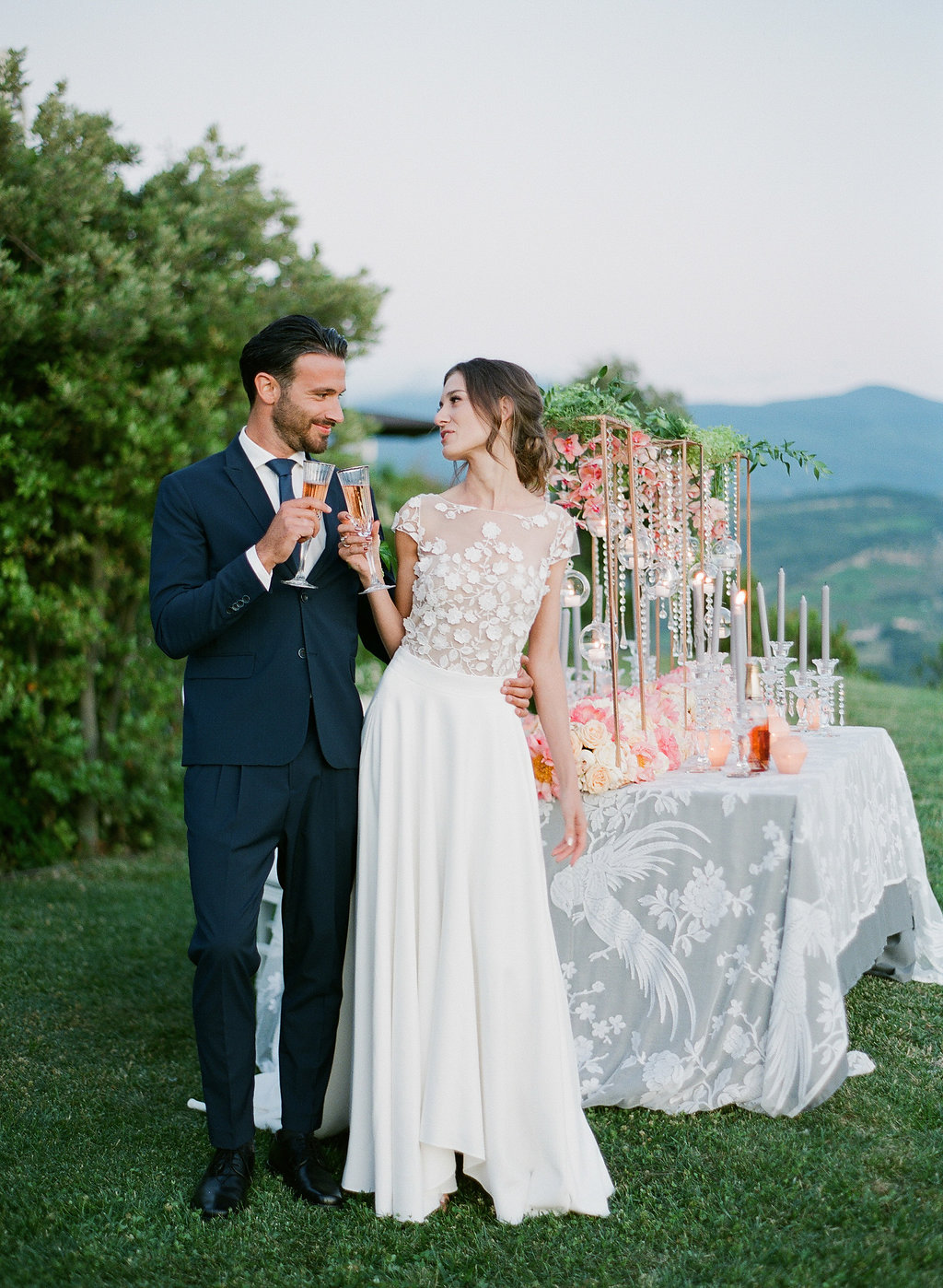 Castello di Velona Wedding