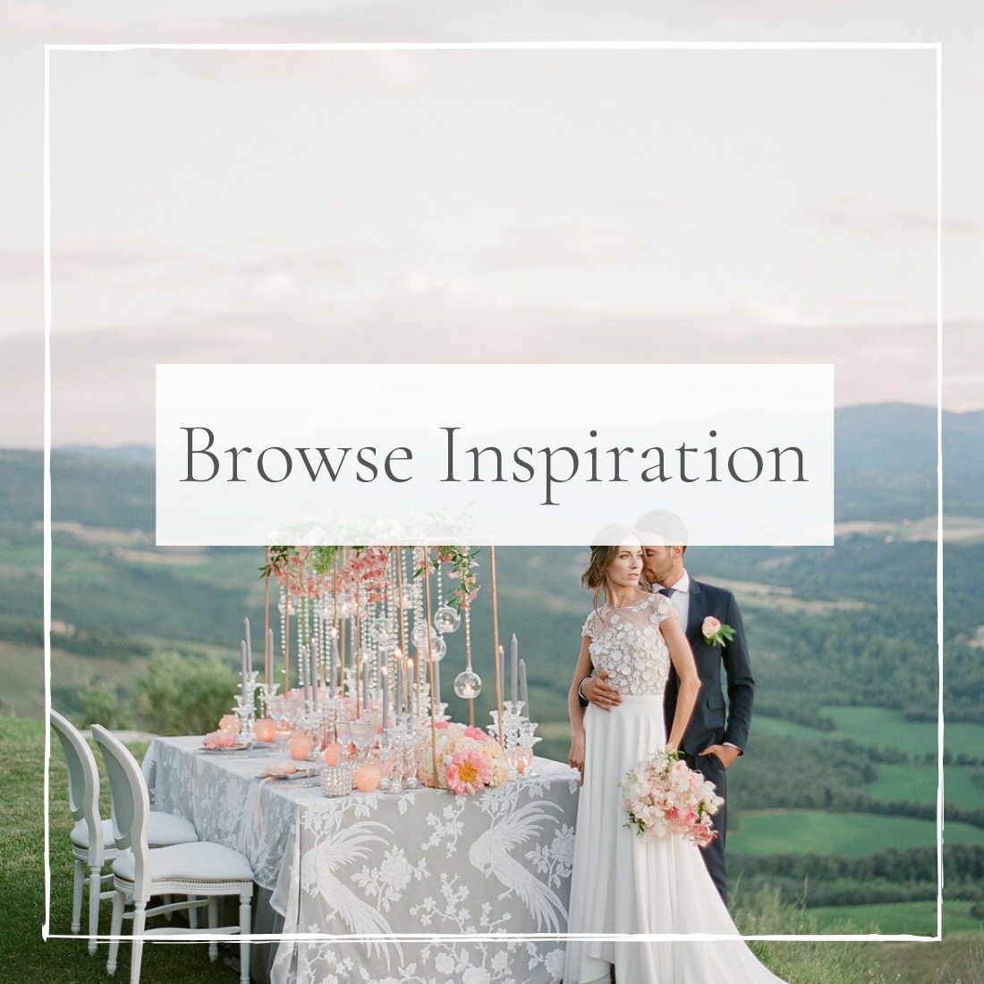 find wedding inspiration