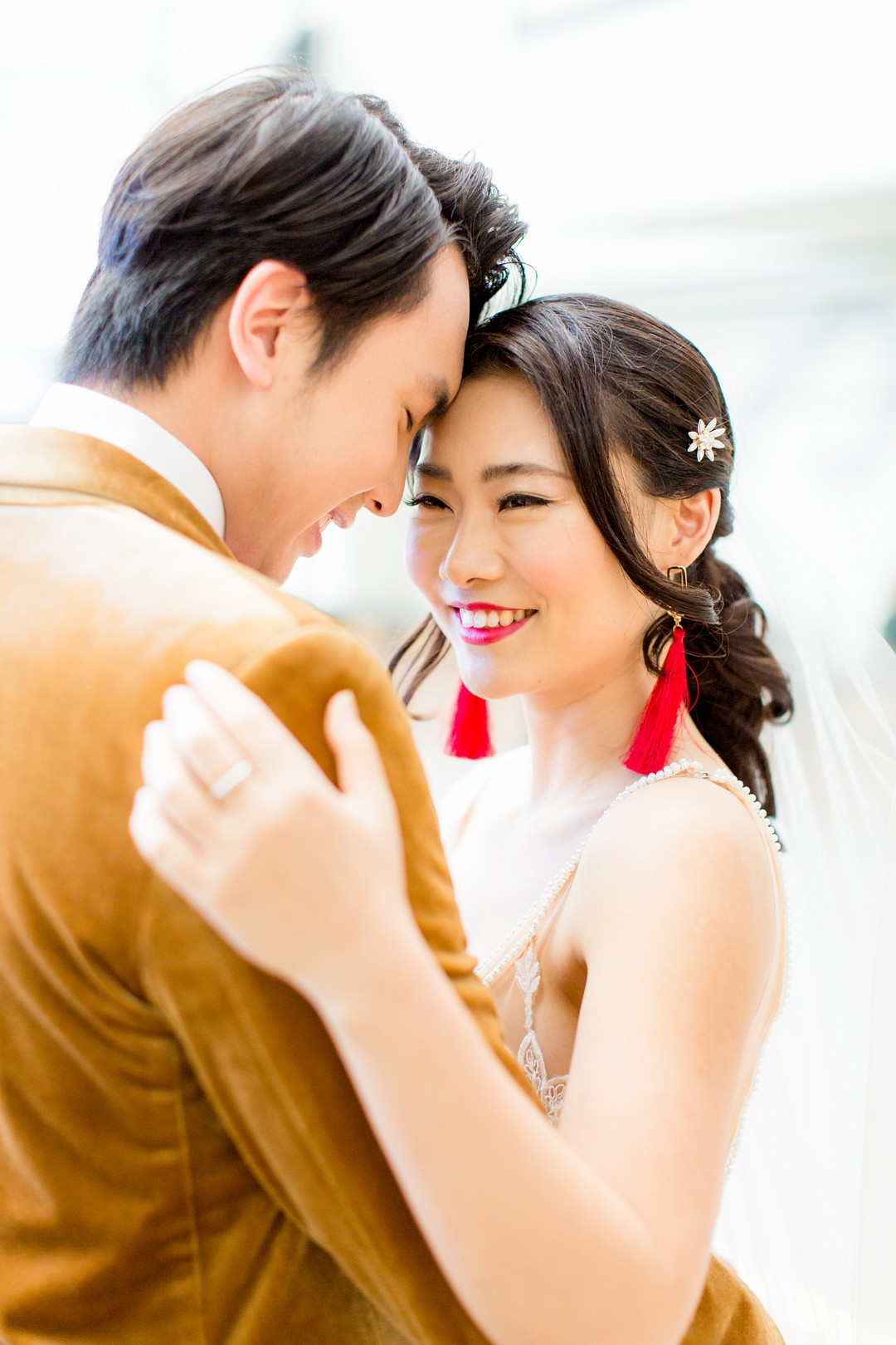lunar new year wedding ideas