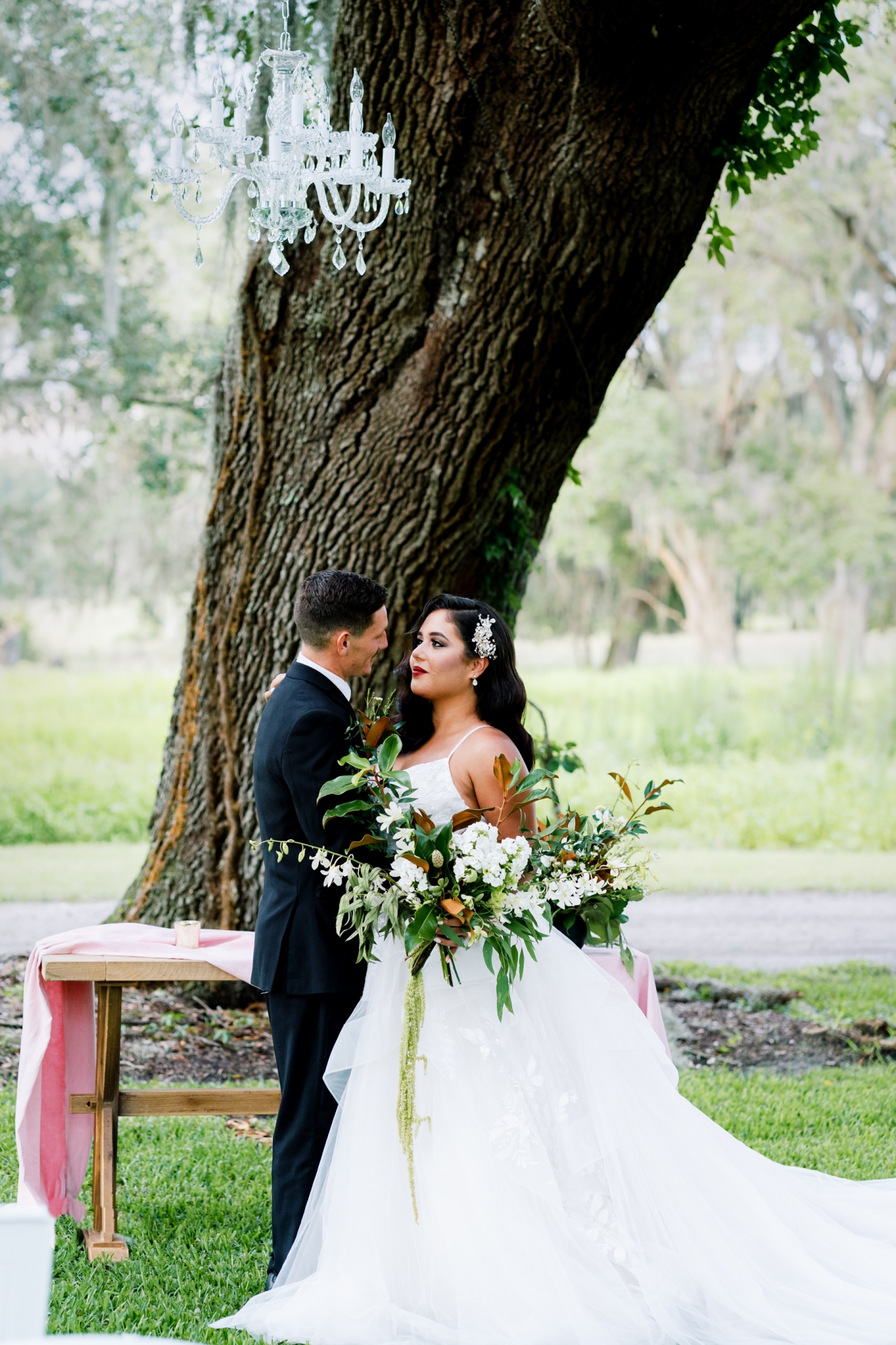 Southern Charm Wedding Inspiratio